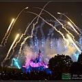 香港迪士尼-煙火