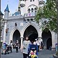 香港迪士尼-城堡