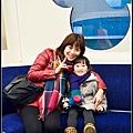 香港迪士尼-電車