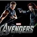 The Avengers 復仇者聯盟 鷹眼 黑寡婦