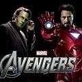 The Avengers 復仇者聯盟 浩克 鋼鐵人