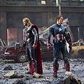 The Avengers 復仇者聯盟 美國隊長 THOR