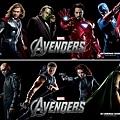 The Avengers 復仇者聯盟 人物