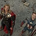 The Avengers 復仇者聯盟 THOR  美國隊長
