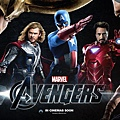 The Avengers 復仇者聯盟 海報