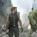 The Avengers-Hawkeye 復仇者聯盟