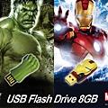 The Avengers-USB 復仇者聯盟
