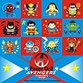 The Avengers-卡通海報 復仇者聯盟