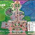 香港迪士尼地圖-美心餐廳/廣場飯店/ Plaza Inn