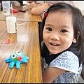 救國團親子捏塑課(幼兒黏土)-章魚