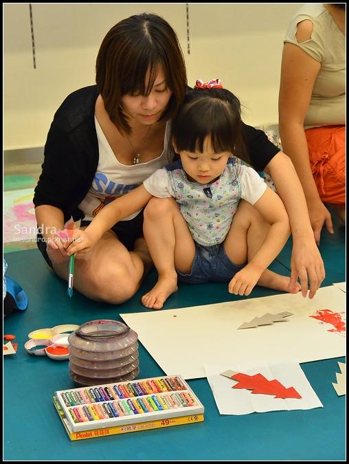 201206-花栗鼠繪本館,糖果老師畫畫課 (19)