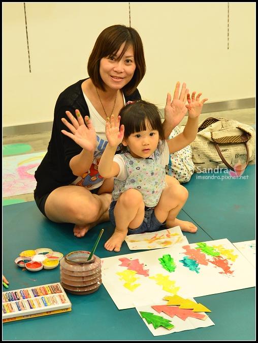 201206-花栗鼠繪本館,糖果老師畫畫課 (27)