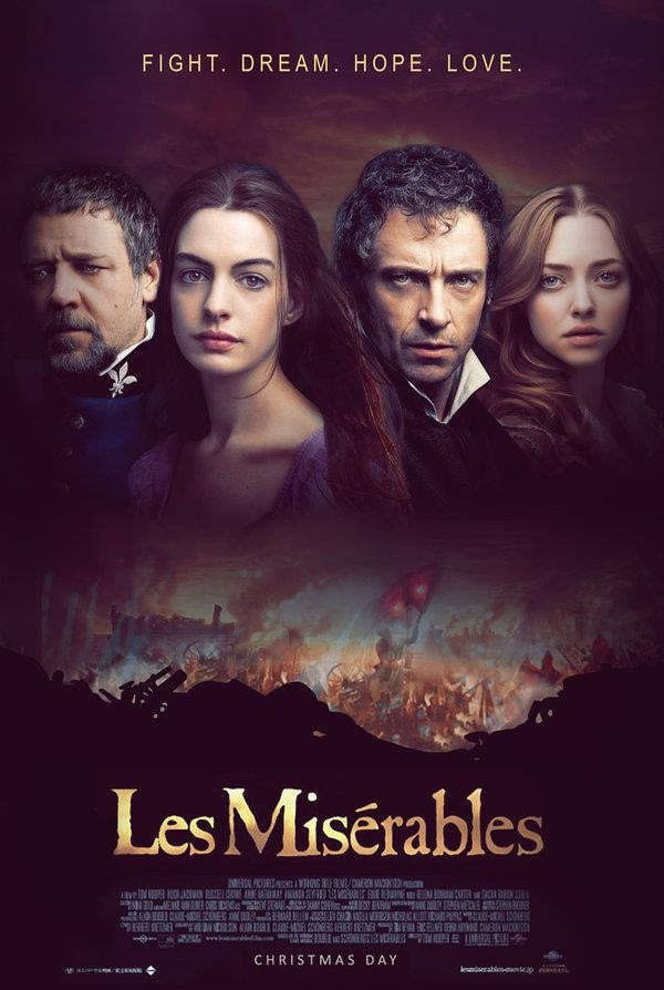 Les Miserables-電影 悲慘世界
