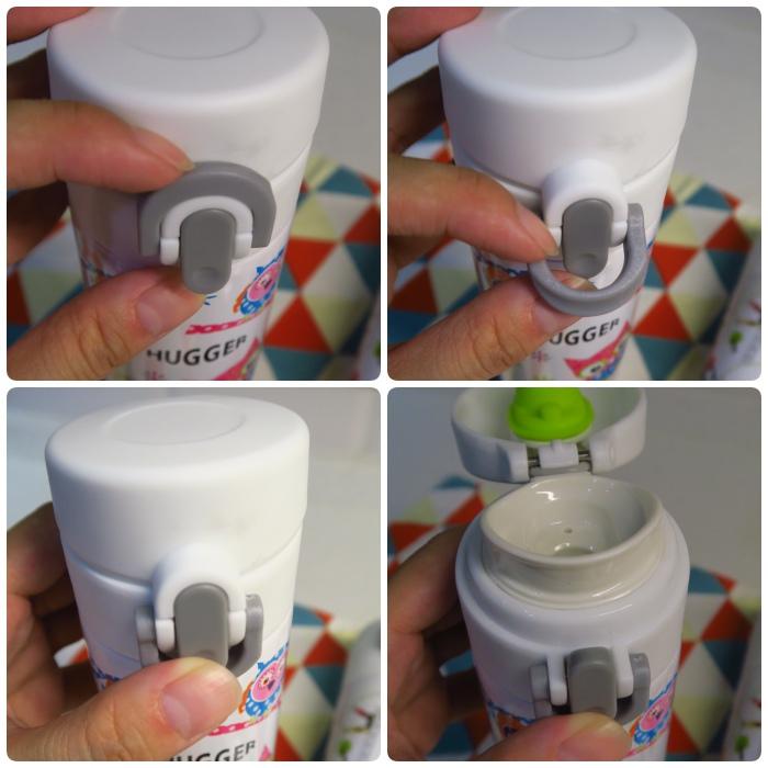 HUGGER不鏽鋼保溫瓶開箱