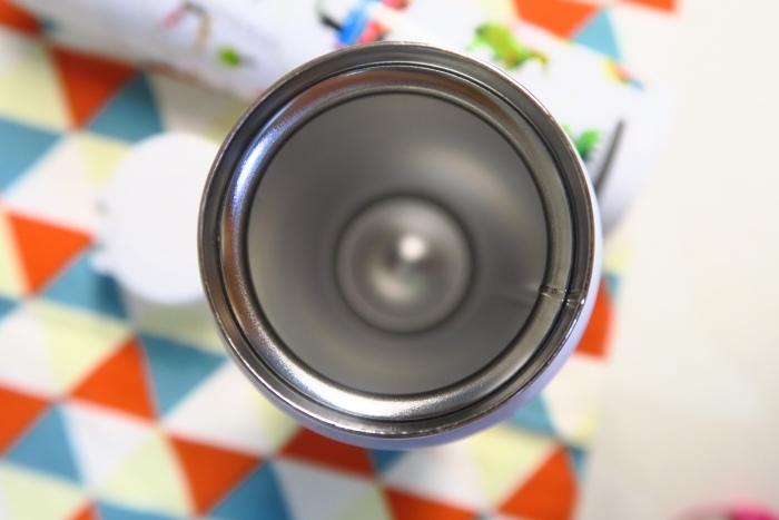 HUGGER不鏽鋼保溫瓶 使用