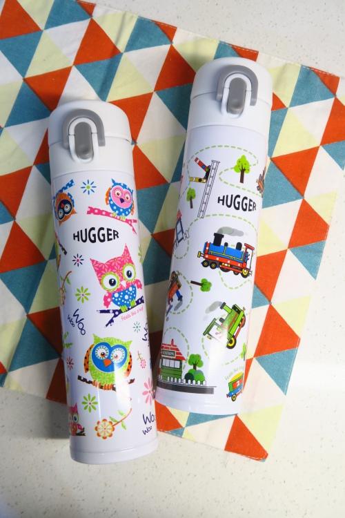 HUGGER不鏽鋼保溫瓶 推薦