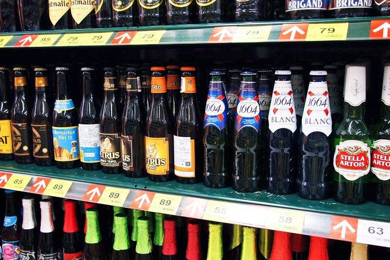 家樂福 比利時啤酒特價