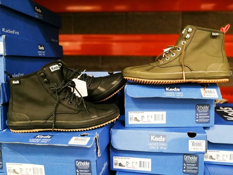 蠻好看的KEDS 女 防水短靴 1699元.jpg