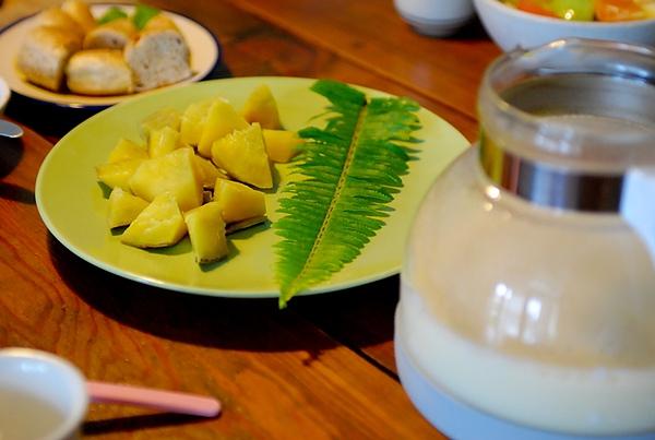 柚子家 早餐