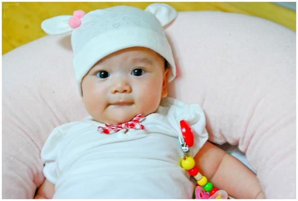 小寶戴帽子