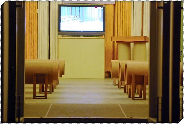 埔里 紙教堂