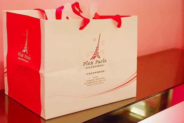 粉紅巴黎手感烘焙麵包