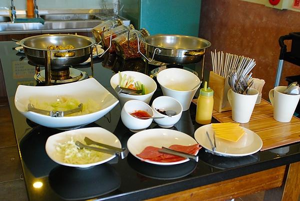 黃慶果園民宿早餐