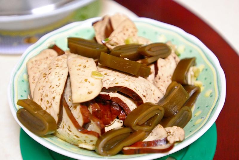 台中百里香牛肉麵