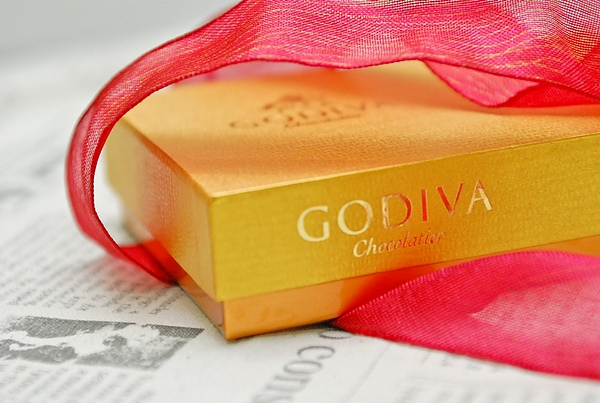 GODIVA巧克力禮盒