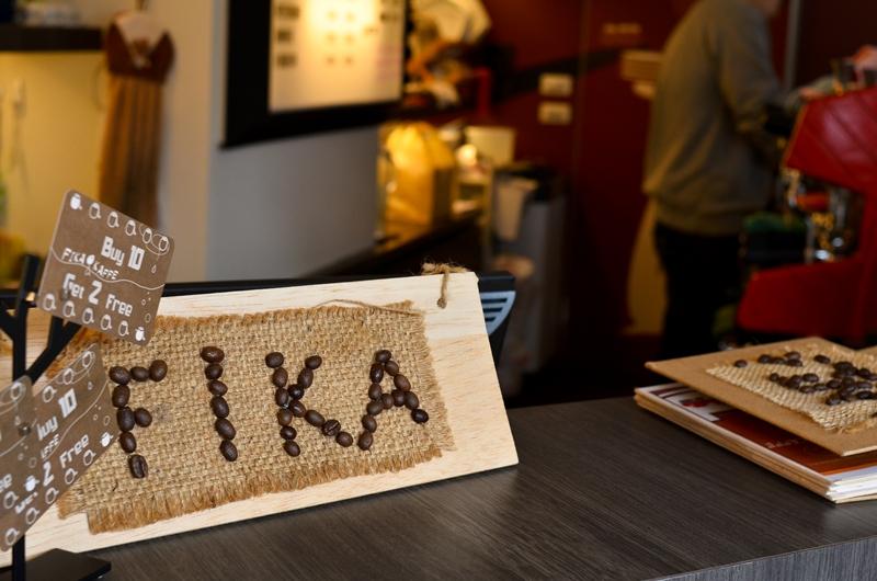 台中 FIKA KAFFE