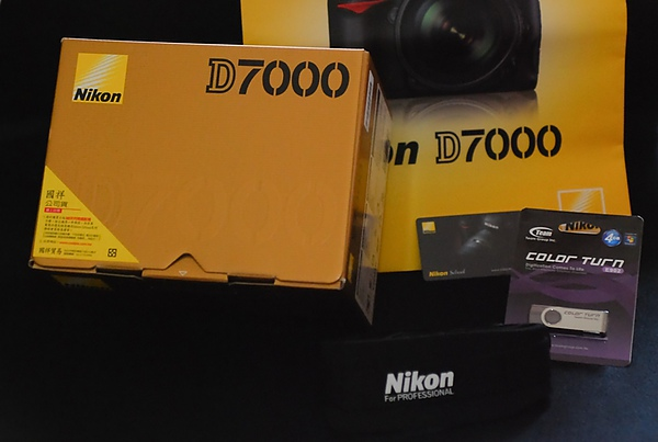 D7000開箱