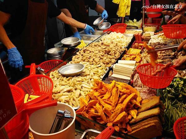 【台灣女孩在北京】師大夜市 師園鹽酥雞