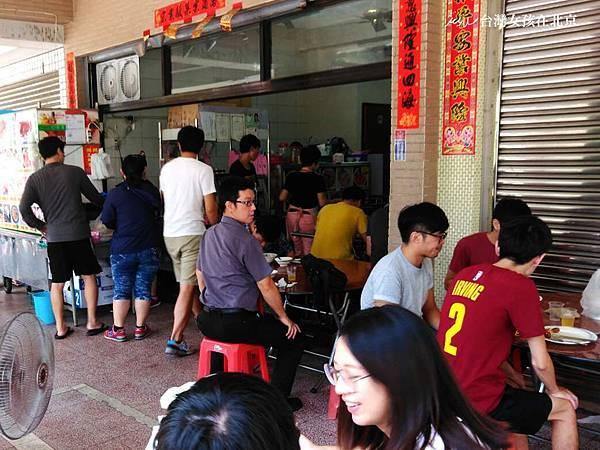 【台灣女孩在北京】廣越美食 燒豬肉飯