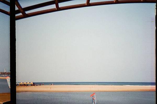 渡假的海邊就是這樣