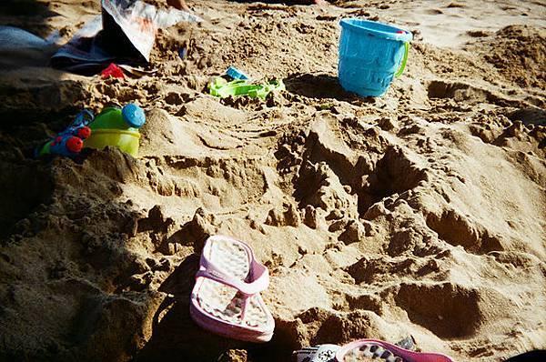 來玩砂吧!