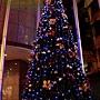 2.新莊客旅外聖誕樹