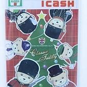 37.連icash都出動了啊!整個費盡心思一直看還有沒有聖誕樹~