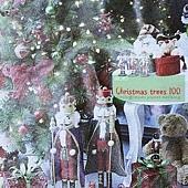 43.這棵聖誕樹無比大,順帶一提小騎兵也很大!都不小了啊!HOLA dm