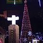 60.F大內的聖誕樹!(寫什麼F大……搞得很見不得光XDDD)不過這次輔大聖誕樹的確很美!