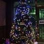 85.其實這是我們社區大廳的聖誕樹