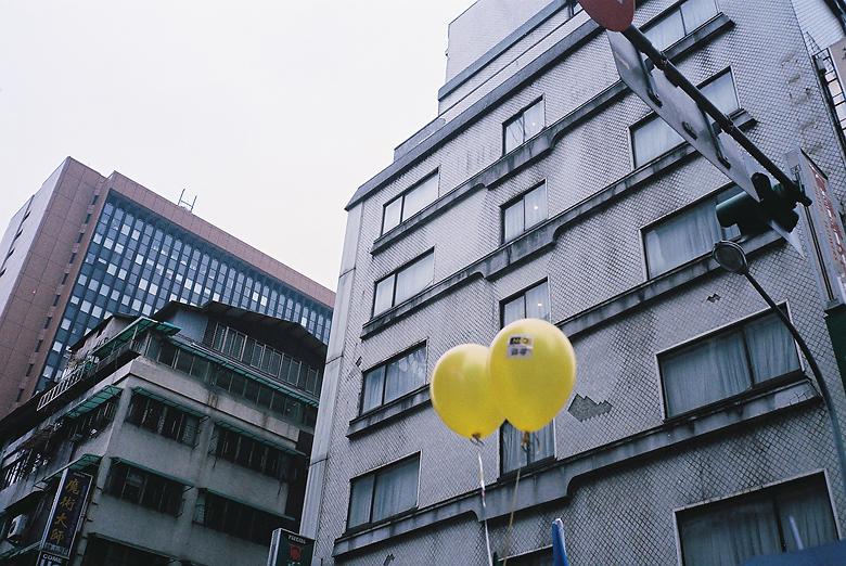 氣球飄啊飄,核電歸零看不見