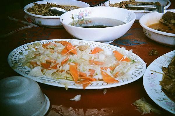 高麗菜好好吃!