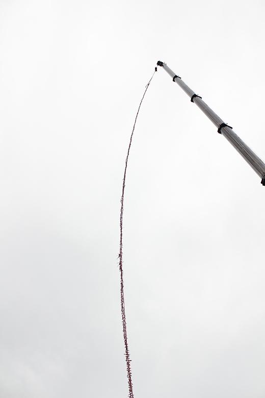 傳說中20樓高的鞭炮