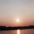 林默娘公園 看夕陽