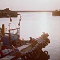 竹圍漁港?