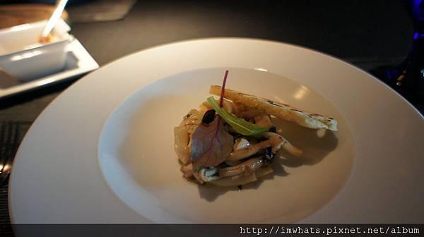 清漬野菇沙拉.JPG