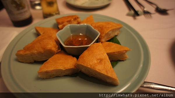 sukhothai月亮蝦餅2