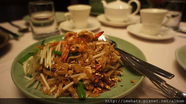 sukhothai炒河粉