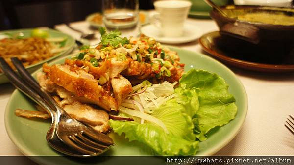 sukhothai泰式脆皮雞