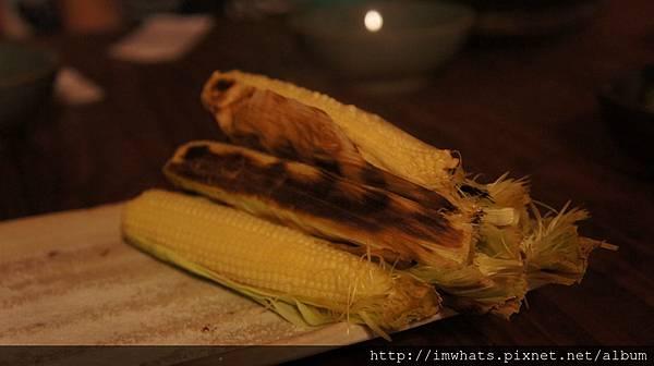 吳留手帶皮玉米筍